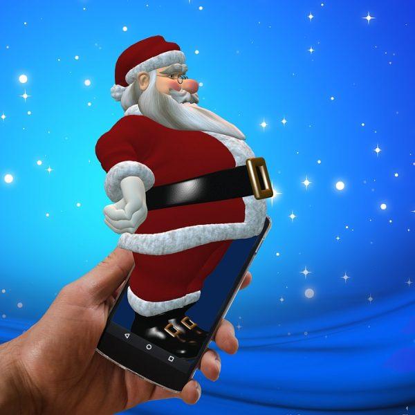 Las mejores apps navideñas para pasar estas fiestas
