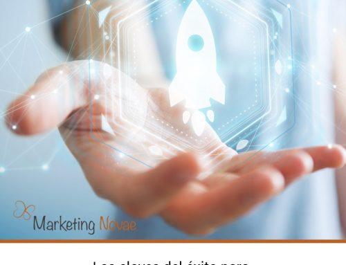 Las 5 claves del éxito para una estrategia digital inmejorable