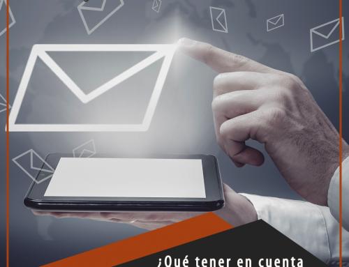 Qué tener en cuenta en mi estrategia de email marketing