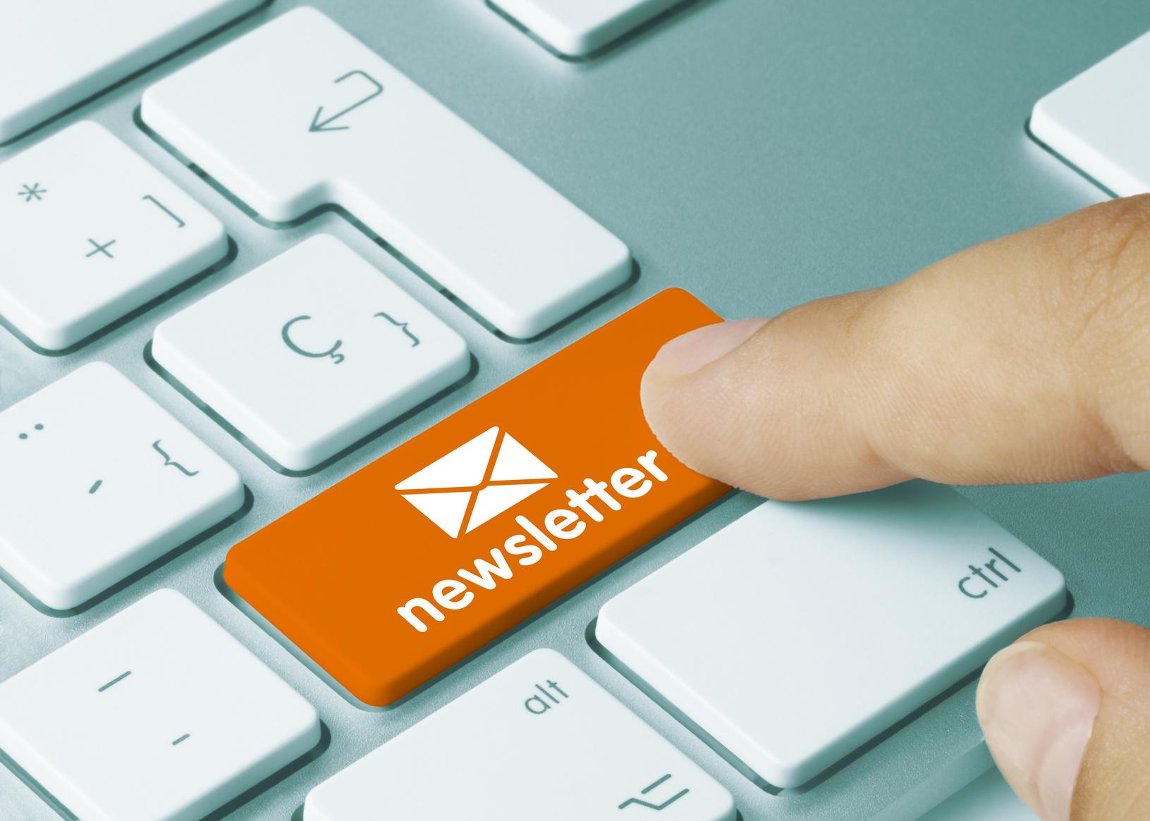 Susbríbete a nuestra newsletter