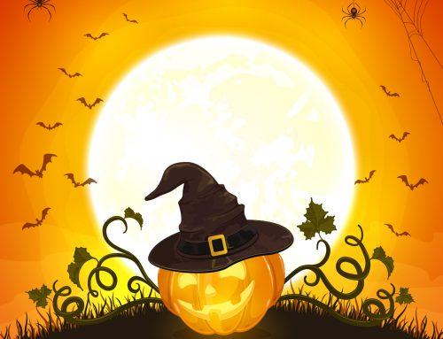 Llega Halloween, haz que se note en tus redes sociales y web