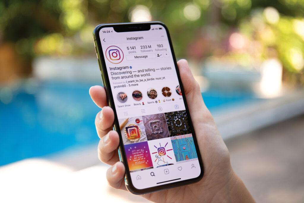 ¿Cómo hacer un directo en Instagram?